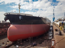 Super tanker in dry dock for repair.jpg