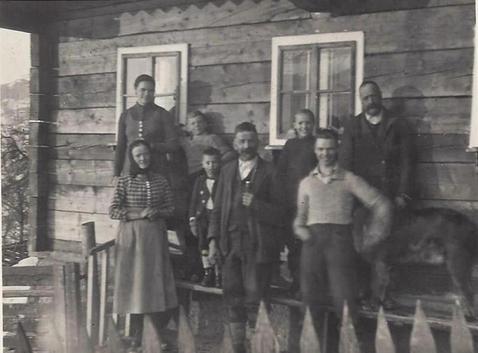 1933 Familie Rohrmoser