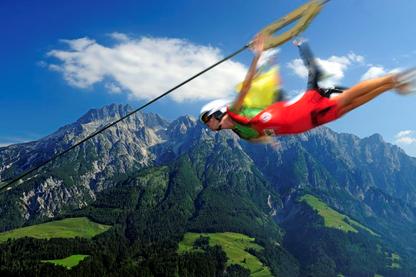 Flying Fox XXL Leogang