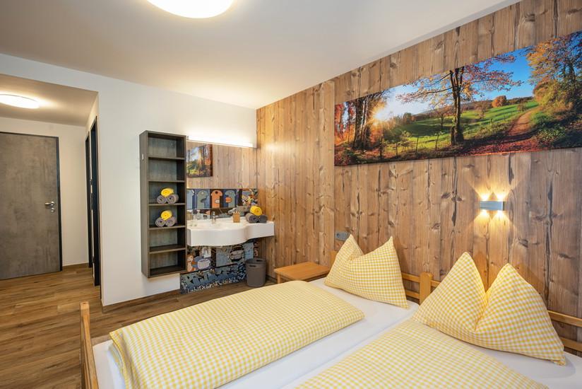 4+1 Bettzimmer Comfort (ca. 36 m²)
