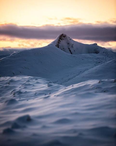Mystical Mountain Top