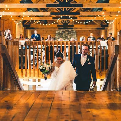 Marcus and Lottee Wedding