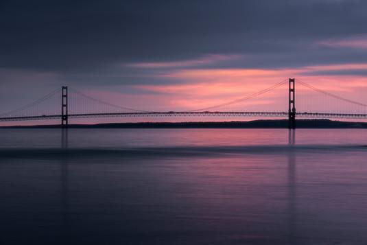A Bridge in Suspension