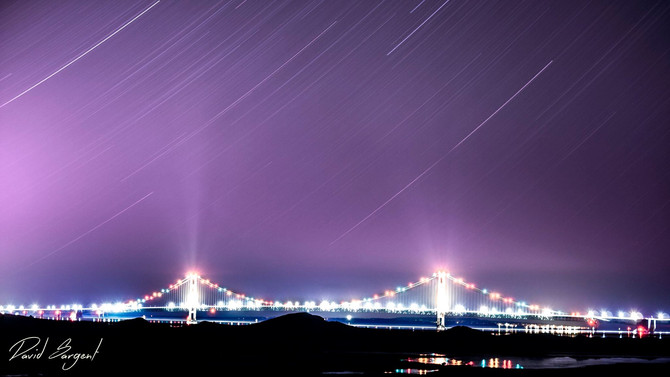 How to Capture Star Trails