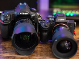 Head to Head: Sony a7III vs. Nikon D850
