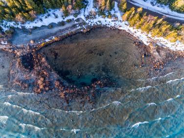 The Eye of Lake Michigan