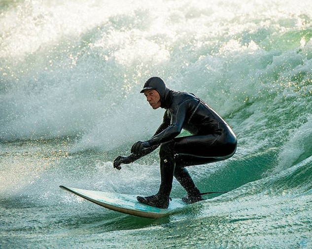 Certainly my best #surfing photo!  A cou