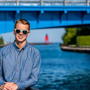 Senior Photos: Donny