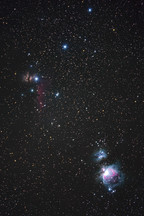 A Closer Look at Orion