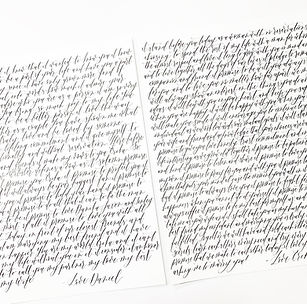 Custom Calligraphy Wedding Vows.JPG