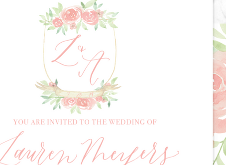 3 stunning ways watercolor can add that unique touch to your wedding invitations