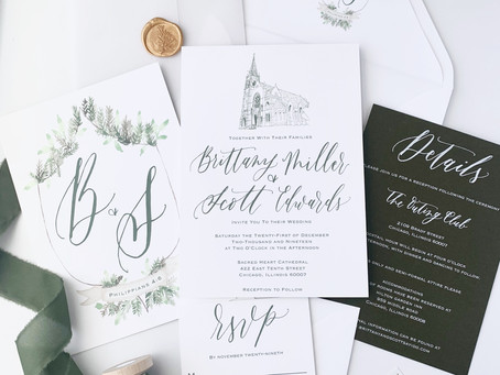 What to include in a wedding invitation: everything you need to know to master the basics