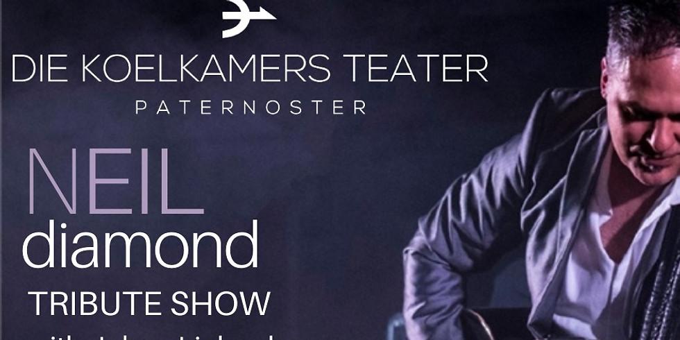 Neil Diamond Tribute Show with Johan Liebenberg