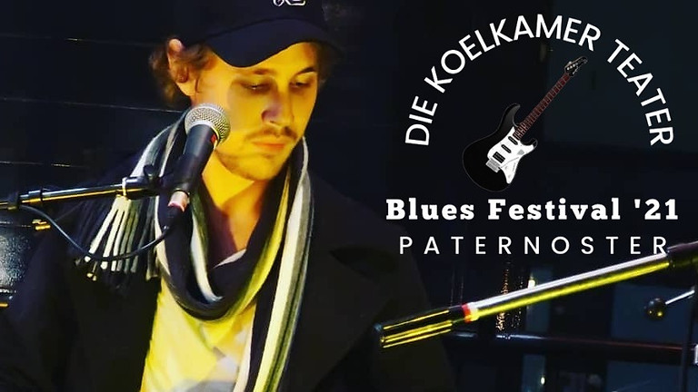 Die Koelkamers Blues Festival: HUGO VELDSMAN TRIO