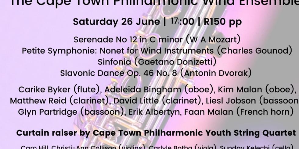 The CAPE TOWN Philharmonic WIND Ensemble