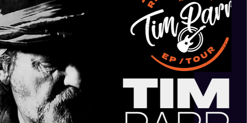 The TIM PARR Band - The Revolution of the Mind Tour