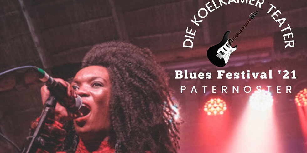 Die Koelkamers Blues Festival: THE NHOZA BLUES BAND