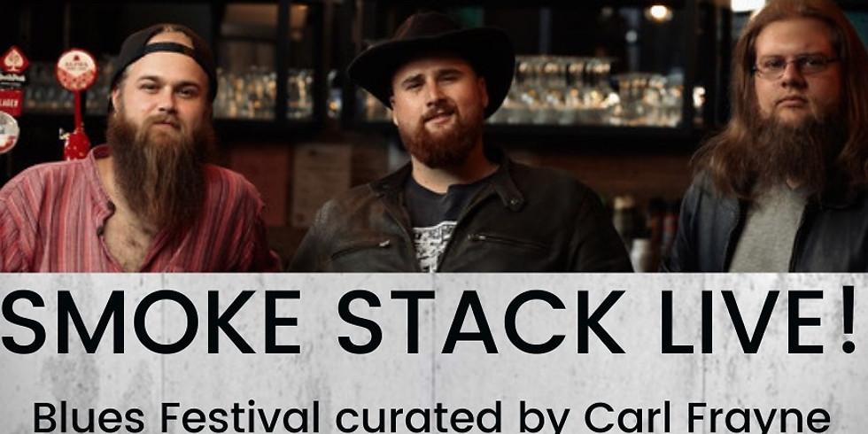 Die Koelkamers Blues Festival: SMOKE STACK LIVE!