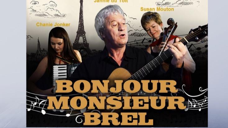KUNSTEFEES IN DIE KLEINE - Bonjour Monsieur BREL