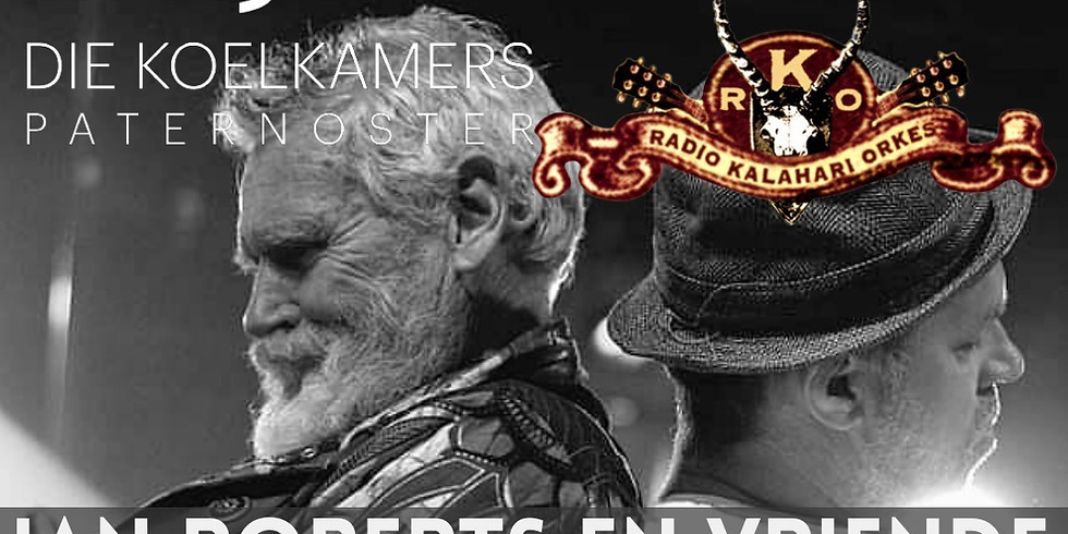 Ian Roberts en Vriende van die Radio Kalahari Orkes