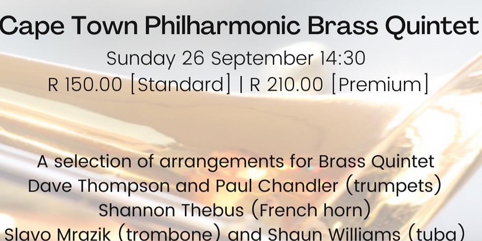The Cape Town Philharmonic Brass Quintet