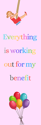 For you benefit - Pink