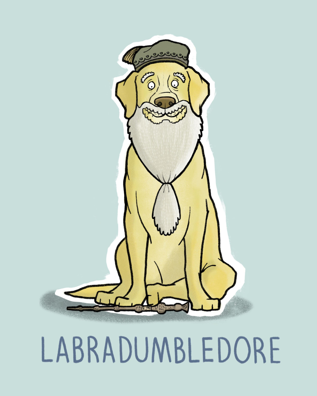 Labradumbledore