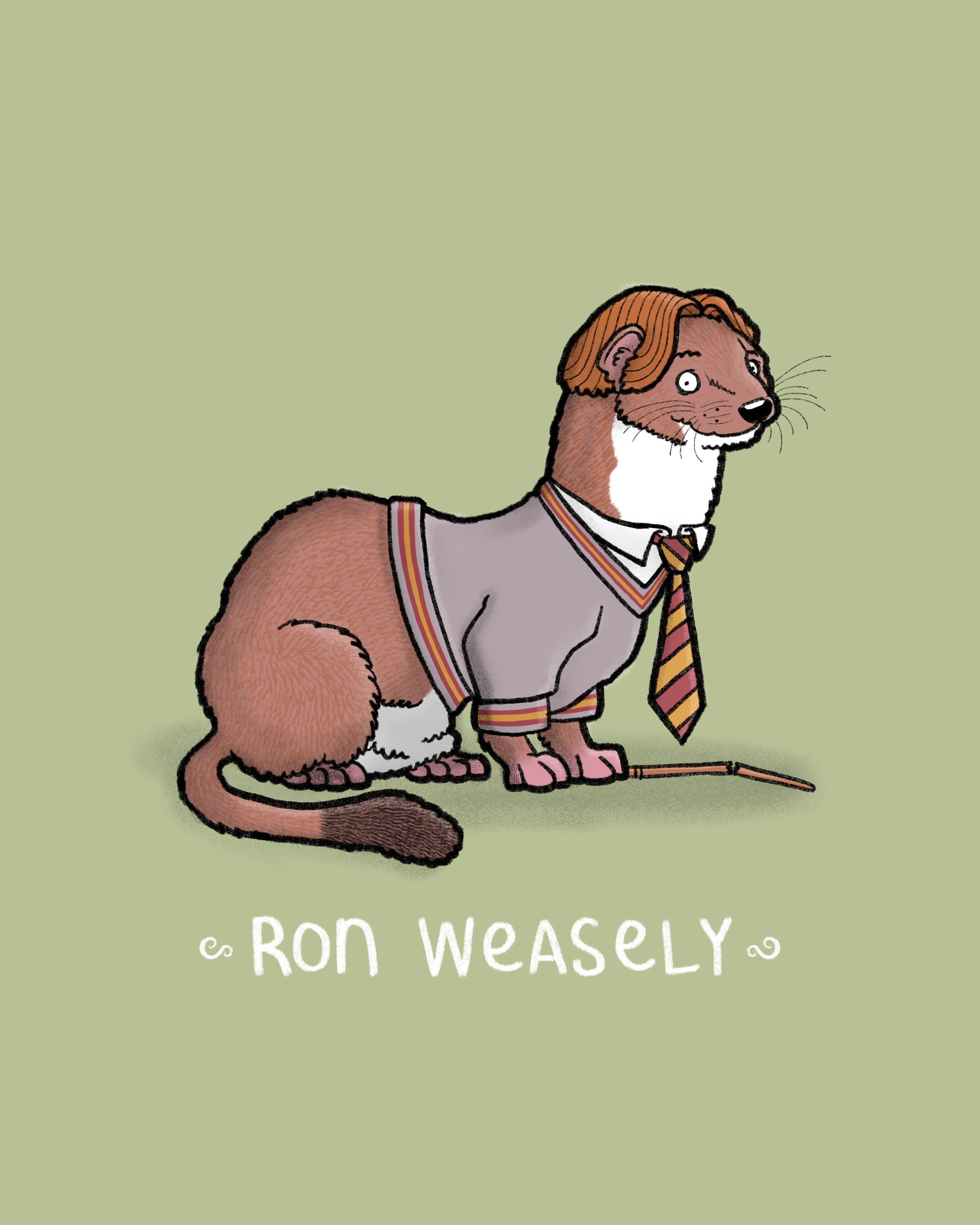 Ron Weasely