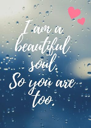 Beautiful Soul - Rain
