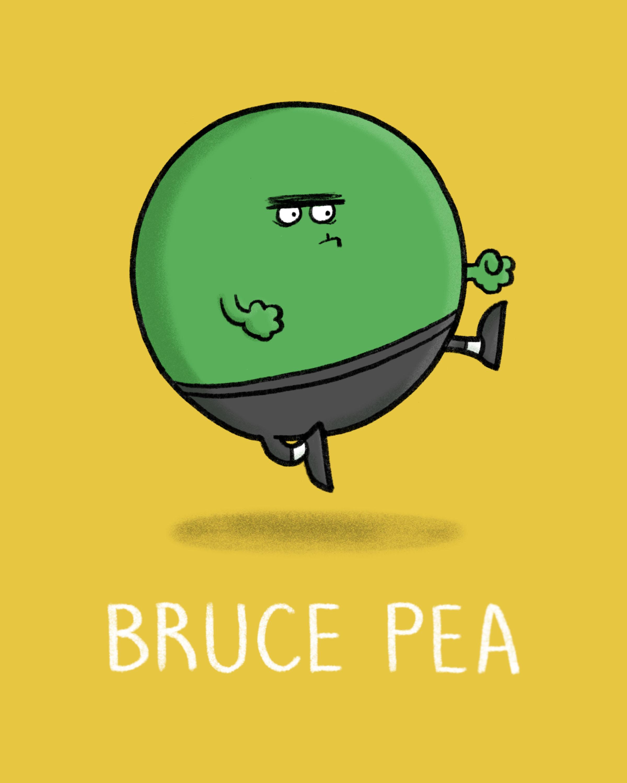 Bruce Pea