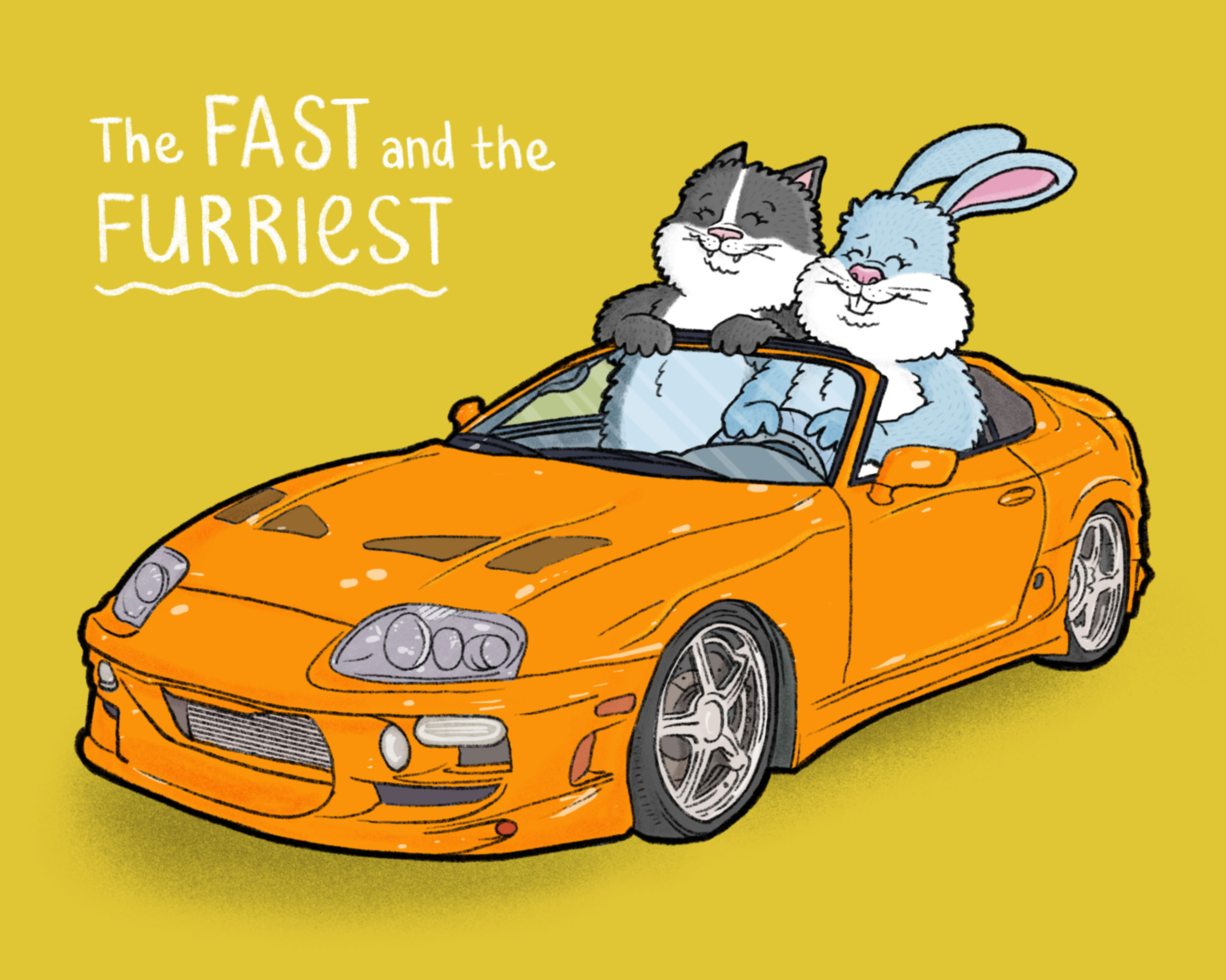 The Fast and the Furriest