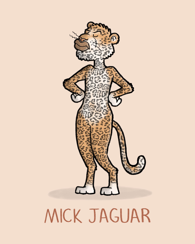 Mick Jaguar