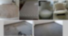 limpieza de sillones, limpieza de colchones y limpieza de alfombras