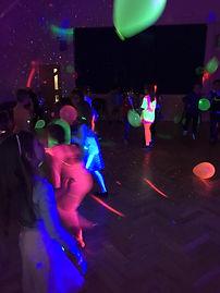 UV Glow In The Dark Party Sussex Kent Surrey