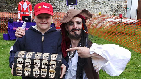 Pirate Party in Kent Sussex & Surrey