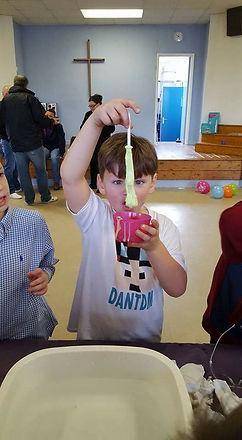 kids science parties in sussex kent surrey