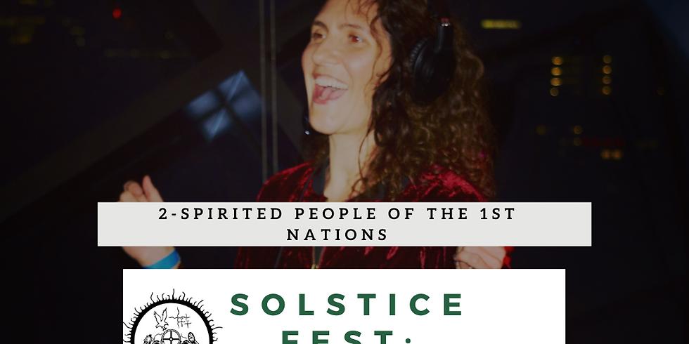 2-Spirits Solstice Fest