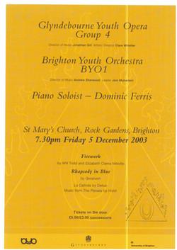 BYO St Mary's Church, 5th December 2003.jpg
