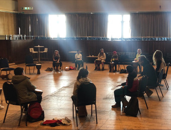 East Sussex Music Provide Free Workshops and Food for Families on Low Income