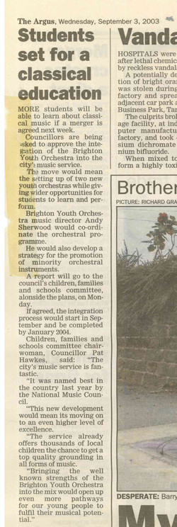00365-Argus, BYO and Music service Merge Proposed, 3rd September 2003.jpg