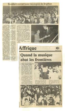 00189-Byo tour to France 'Excellente concert avec les anglais de Brigthon' 1980.