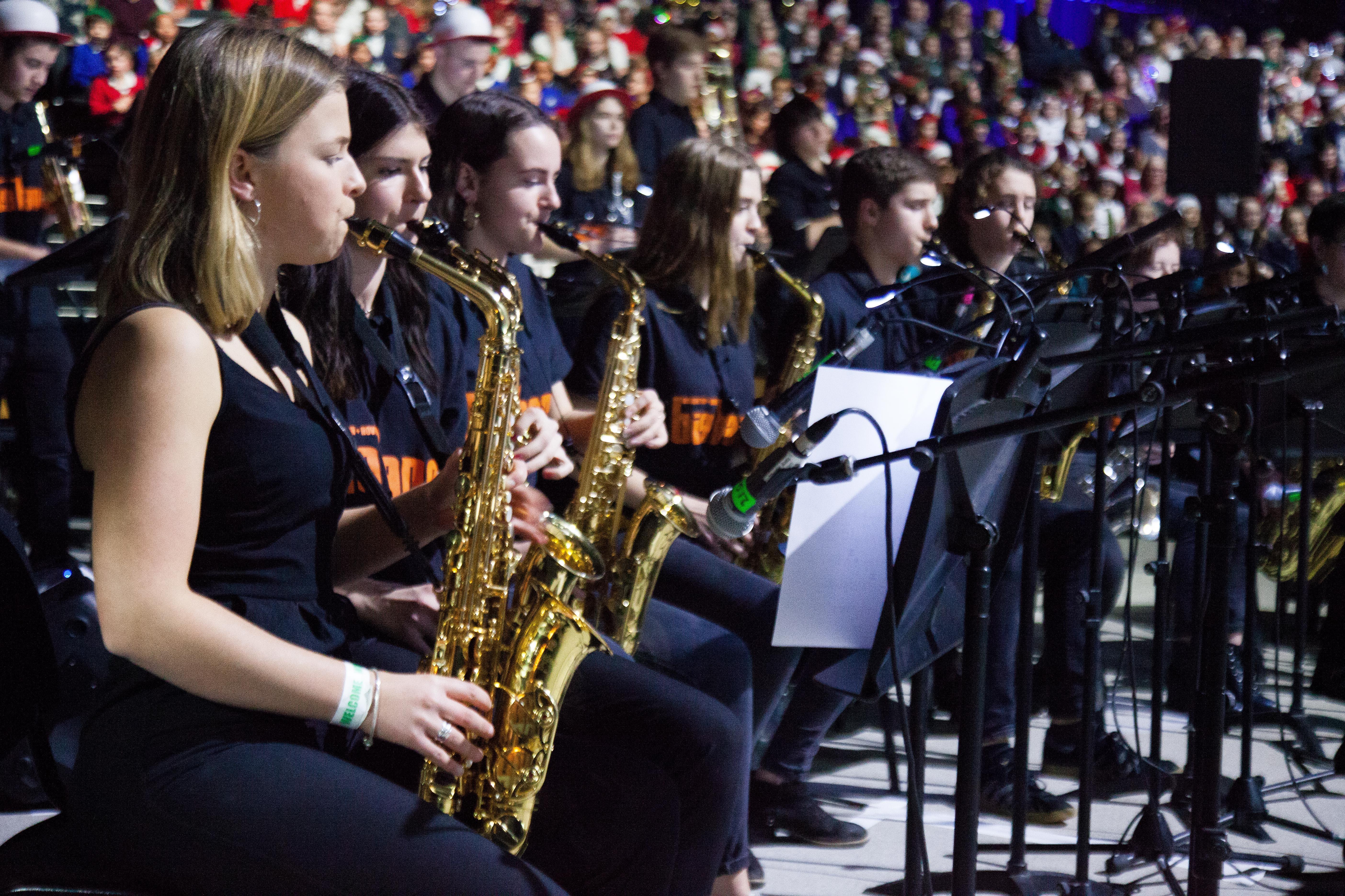 Schools Xmas Concert 2017-3-3