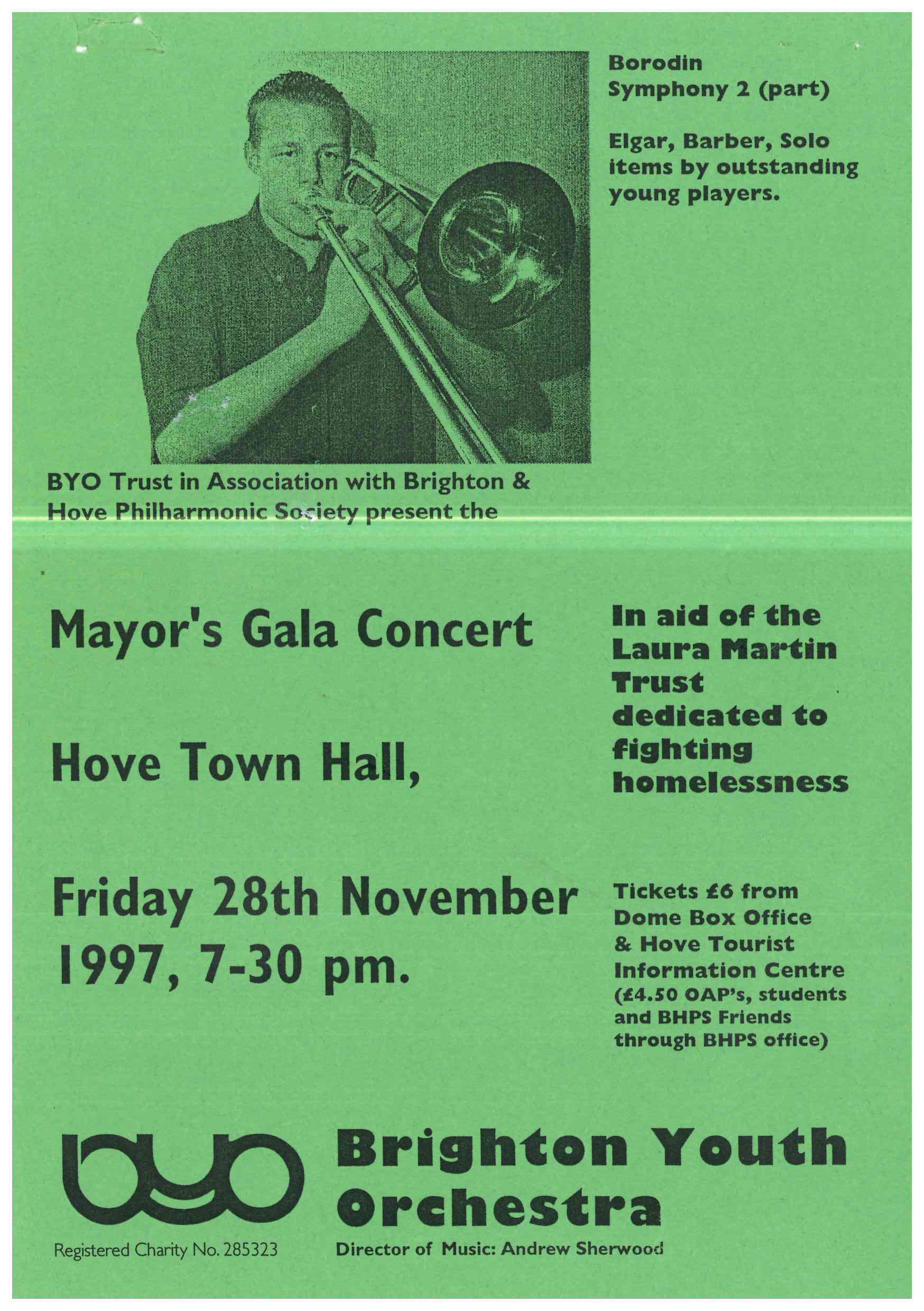 00283-BYO Hove Town Hall, 28th November 1997.jpg