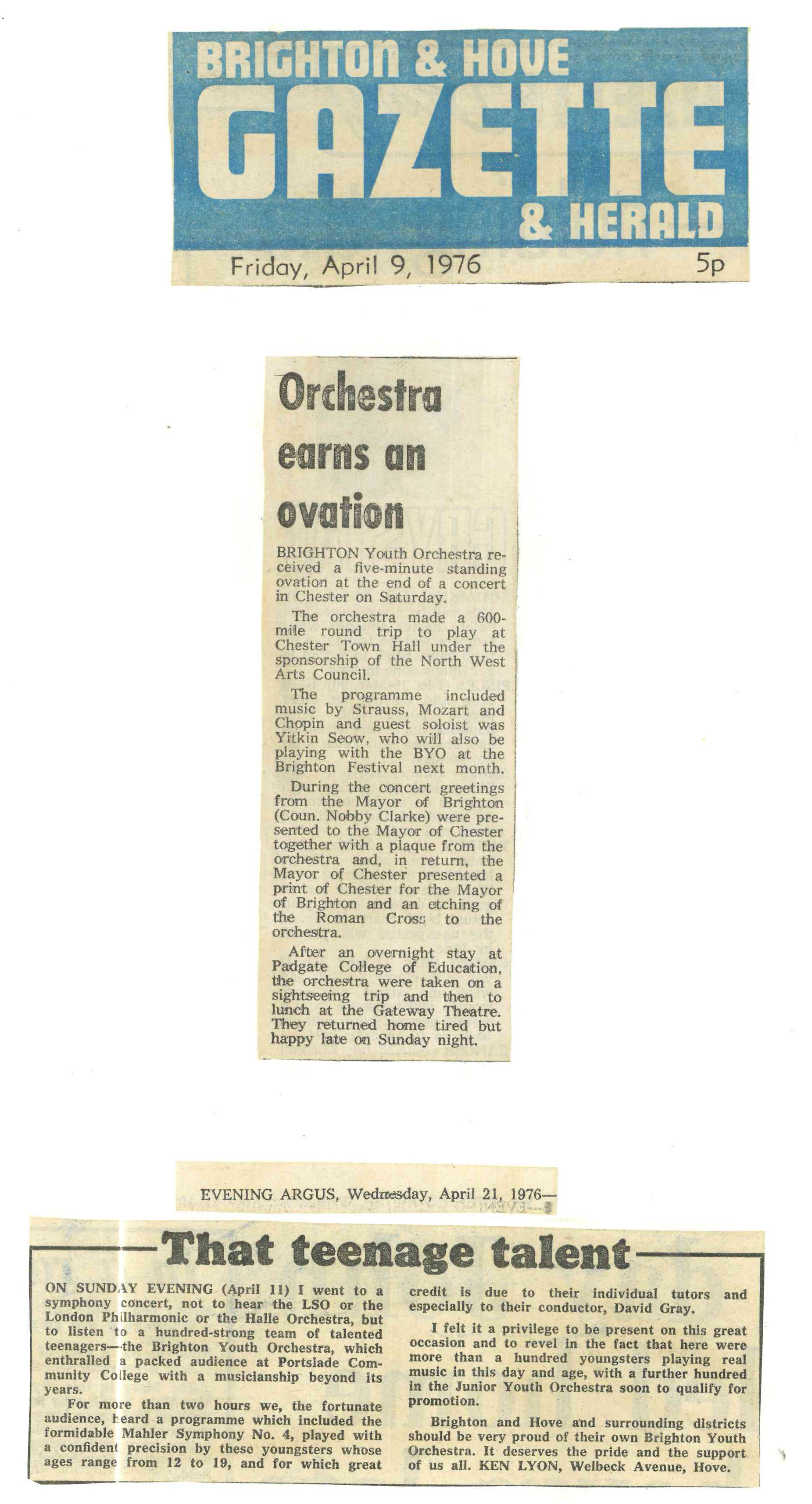 00011-Brighton and Hove Gazette, 9th April1976.jpg