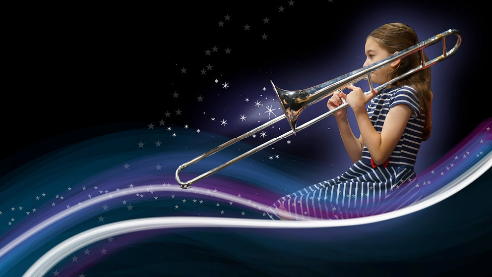 Gift of Music - Web Banner - girl - trom