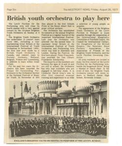 00086-The Westport News- Levitt Pavilion, 26th August 1977.jpg