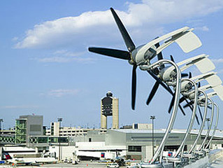 The urban wind turbine is slowly taking off