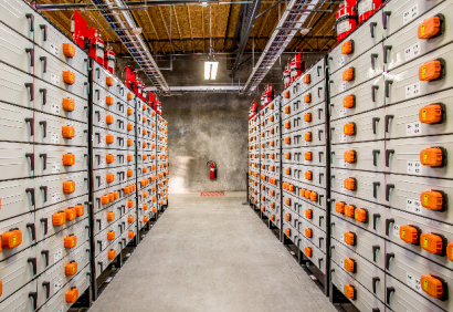 EnerDel battery system at Portland General Electric