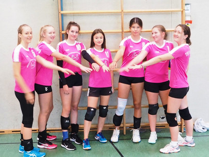 U16_1-Lechrain Volleys übernehmen die Tabellenführung