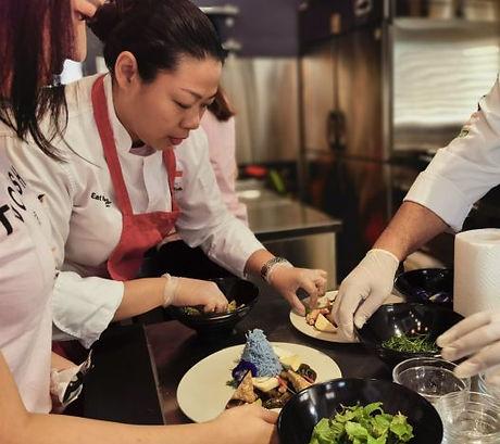 Chef Priscill Koh @taitaichef